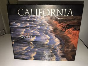 California - Art Wolfe Photography Book for Sale in Clovis, CA