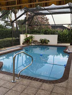 Diamond Brite, Travertine Pool Reno for Sale in Delray Beach,  FL
