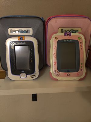 Vtech innoTab for kids age 3-8 for Sale in Roselle, IL