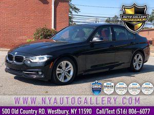 2016 BMW 3-Series for Sale in Westbury, NY