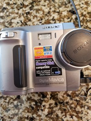 Sony Mavica Digital Camera for Sale in Citrus Heights, CA