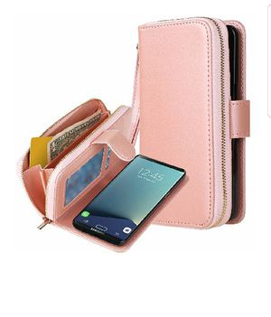S8plus wallet case for Sale in Salt Lake City, UT