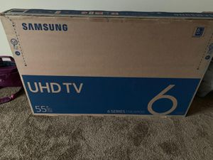 Brand new smart TV Samsung. for Sale in Groveport, OH