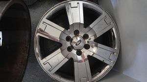 21 inch Chrome Rims for Sale in Houston, TX