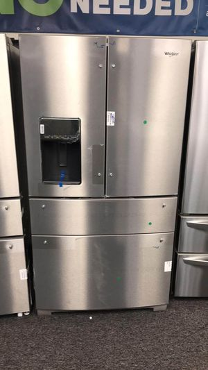 New Whirlpool 4 Door French Door Refrigerator for Sale in Arlington, TX