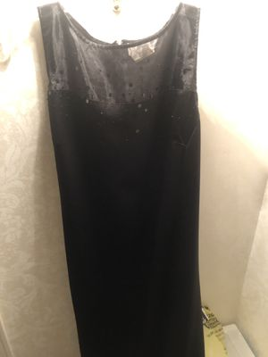 New Years Motherhood Maternity Formal floor length Dress W/Shawl for Sale in Hudson, OH