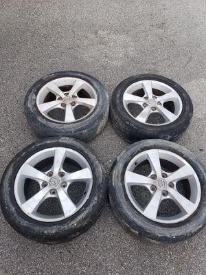 Rims 16 Mazda 5 lugs 114.3 mm for Sale in Davie, FL