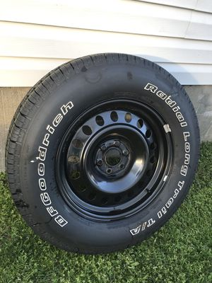 Brand new wheel tire spare for Sale in Nicholasville, KY