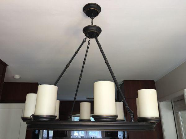 Pottery Barn Light Fixture