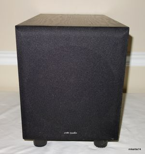 Polk Audio PSW50 Subwoofer for Sale in Concord, NC