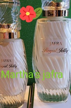 ROYAL JELLY MILK BALM/ JALEA REAL 100 ML. RENTON MAS VARIEDAD PERFUMERIA O CREMAS for Sale in Renton,  WA