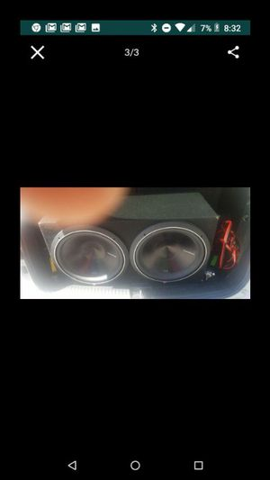 fosgate 15inch subs new for Sale in Sacramento, CA