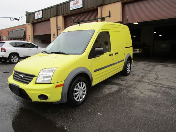 2011 Ford Transit Connect Cargo
