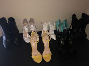 High heels! Stilettos, pumps, booties ... for Sale in Vancouver, WA