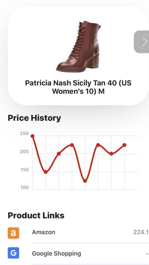 Patricia Nash size 10 brown boots for Sale in Norwalk, CA