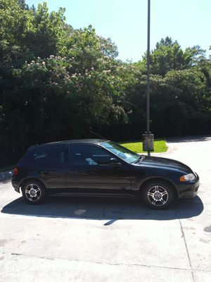 1994 Honda Civic hatchback dx for Sale in Atlanta, GA