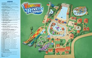 Four tickets to Venture River in Eddyville Kentucky for Sale in Nashville, TN