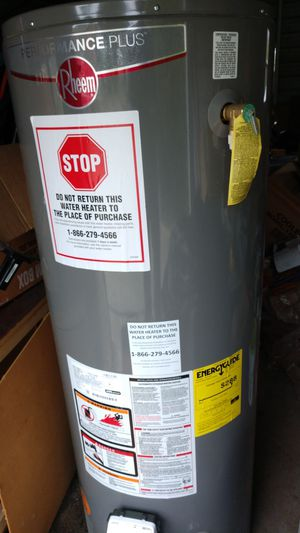 Rheem 50 gallon Natural Gas water heater for Sale in Columbia, SC