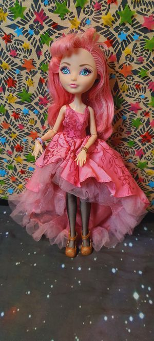 Ever After High Cupid Doll for Sale in Santa Ana, CA
