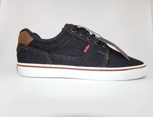 Levi's Men's Ethan Denim Ii Sneaker shoes . Size: 10 - 8 1/2 - 9 1/2 for Sale in Central Falls, RI