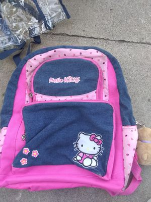 Hello Kitty backpak for Sale in Covina, CA