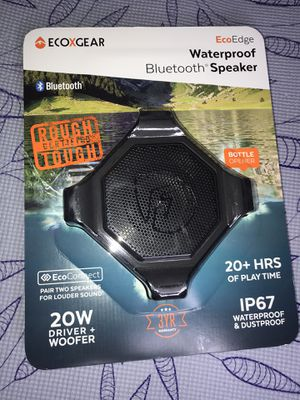 ECOXGEAR waterproof bluetooth speaker for Sale in Forest Heights, MD