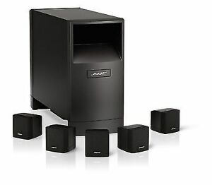 Bose Acoustimass 6 (AM-6) Series III with stands for Sale in Schaumburg, IL