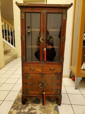 Korean Display Cabinet for Sale in Puyallup, WA