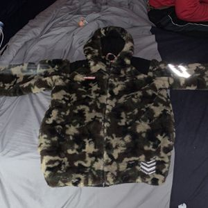 Spray ground Bape Hoodie for Sale in Chicago, IL