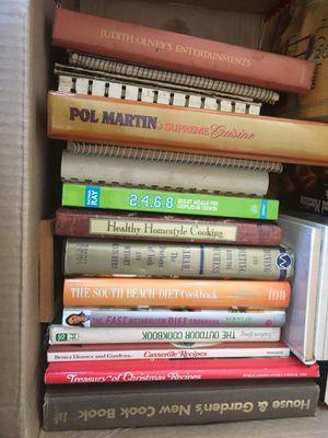 Selected cookbooks for Sale in Sarasota, FL
