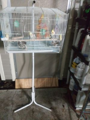 Bird Cage With Stand for Sale in Hialeah, FL