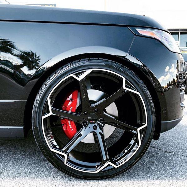 Brand New Giovanna Dalar 6x Wheels Never Mounted Still In