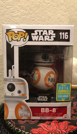 Bb-8 pop for Sale in San Diego, CA