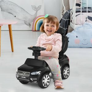 3 in 1 Kids Ride On Push Car Stroller for Sale in Walnut, CA