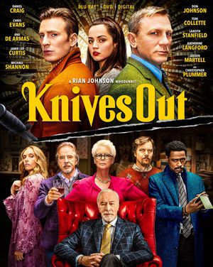 Knives Out Digital Movie for Sale in Los Angeles, CA