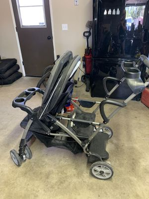 Sit and stand stroller for Sale in Bakersfield, CA