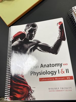Anatomy & Physiology I and II book for Sale in Des Plaines, IL