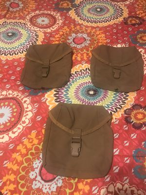First aide pouch for Sale in Fowler, CA