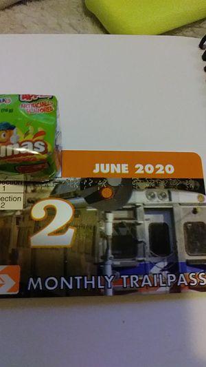 Monthly Septa transpass June 2020. for Sale in Philadelphia, PA