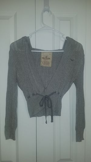 HOLLISTER women's mid-length cardigan for Sale in Wimauma, FL