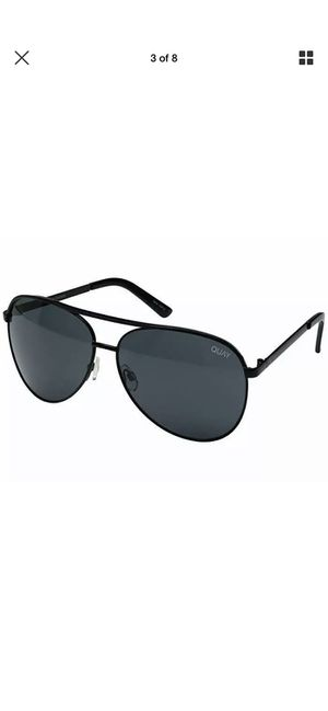 Quay Aviator sunglasses NEW $45 for Sale in Irvine, CA