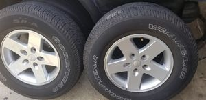 5 TRUCK TIRES FOR PRICE OF 1 for Sale in Hudson, FL