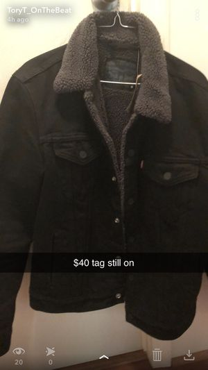 Levi original price $120. Tags still on size M for Sale in Chapel Hill, NC