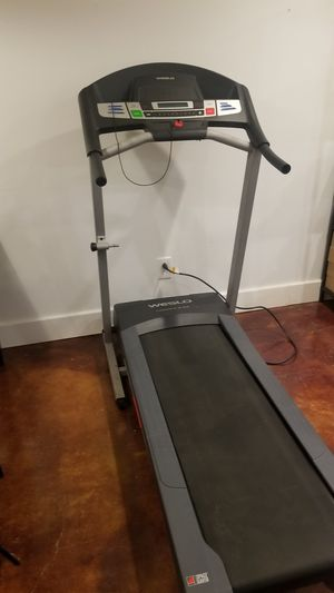 Weslo Cadence G 5.9 Treadmill for Sale in Tacoma, WA