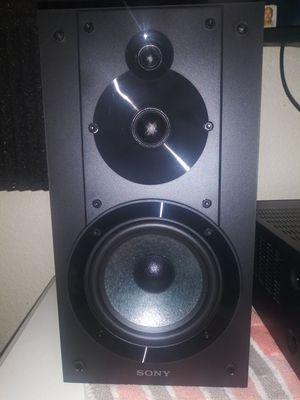 Sony SS-CS5 bookshelf speakers for Sale in Clackamas, OR