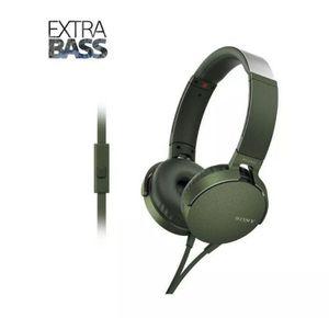 Sony XB550AP On-Ear Headphones - Black for Sale in Fairfax, VA