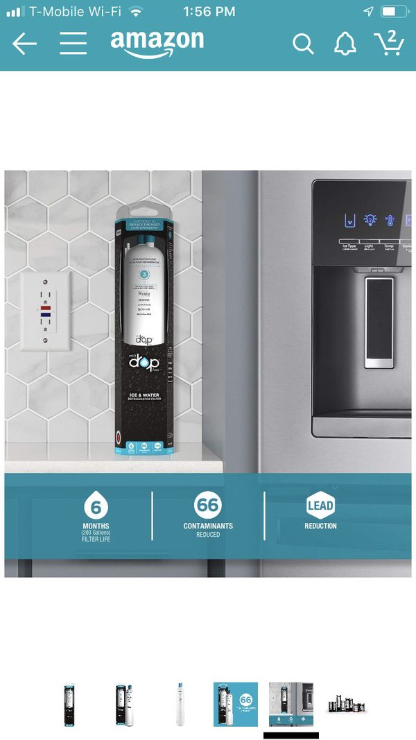EveryDrop by Whirlpool Refrigerator 3rd Water Filter