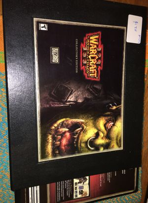 Warcraft Reign of chaos for Sale in Hudson, NH