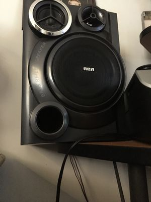 RCA 5 Disc Stereo System Aux MP3 for Sale in Orlando, FL