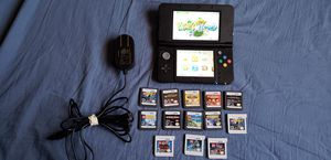 Nintendo 3ds Luigi special edition with case and 19 games for $120 for Sale in Las Vegas, NV